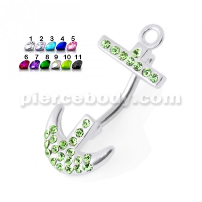 spinal belly rings