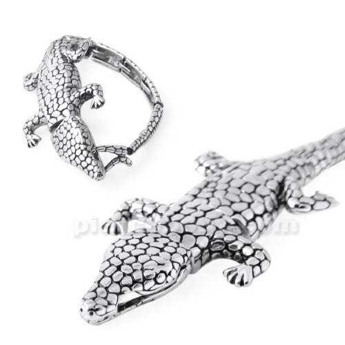crododile stainless steel bracelets