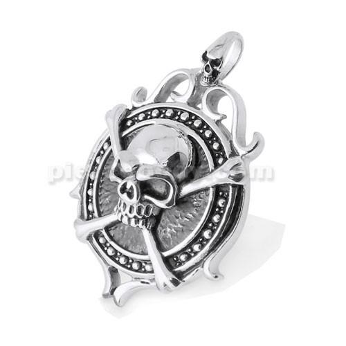 skeleton pendants
