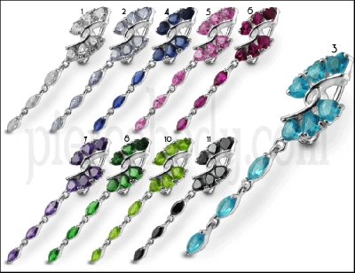 14 gauge belly button rings