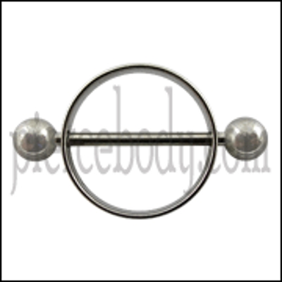 16mm titanium nipple rounder with alls
