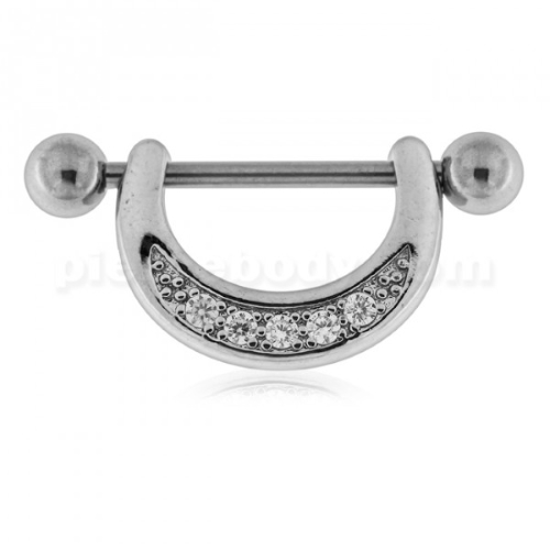 Surgical Steel Nipple Ring