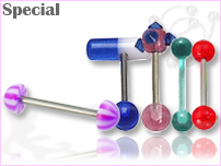 Piercing & Body Jewelry, Titanium, Steel & Gold Belly Button Rings