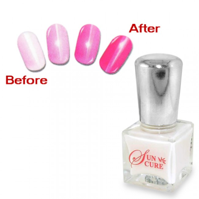Best Prices For Pink Red Color Changing Nail Polish Under Th