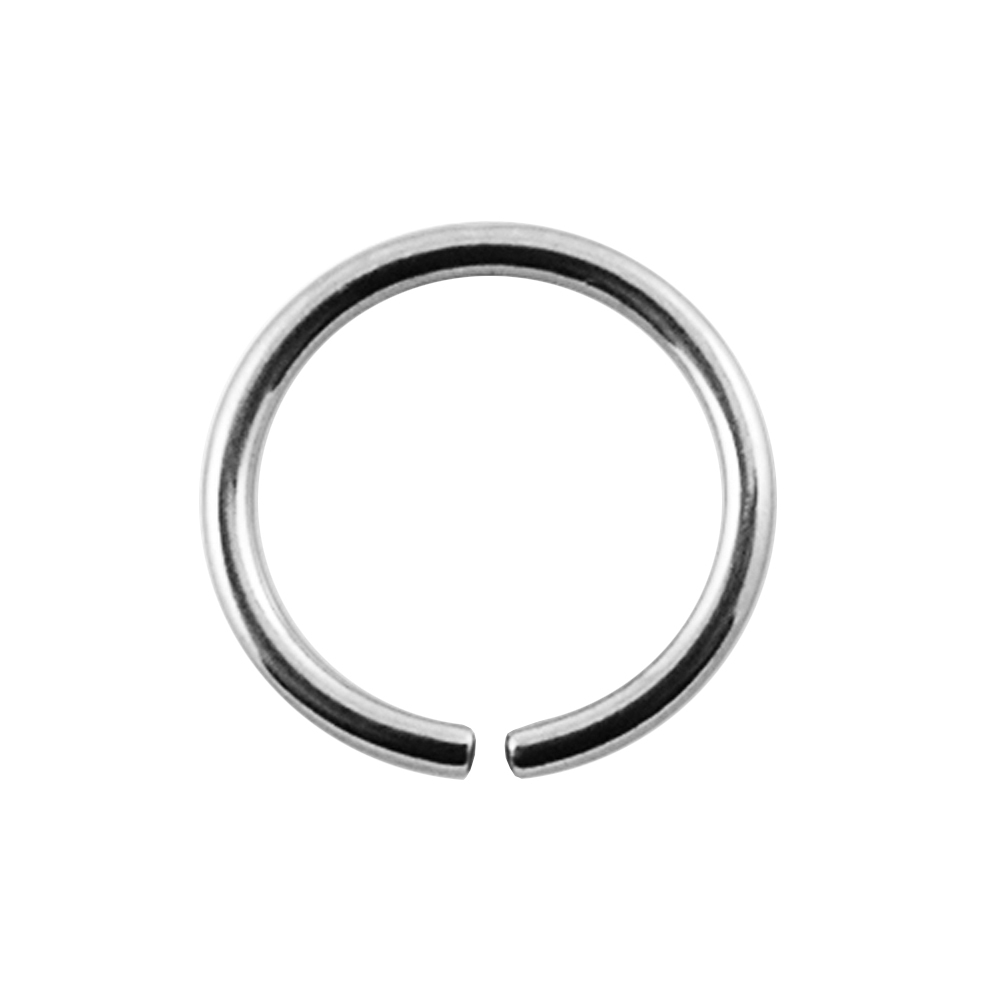 wholesale 18g surgical steel nose hoop ring