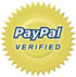 We are a Paypal Verified Member